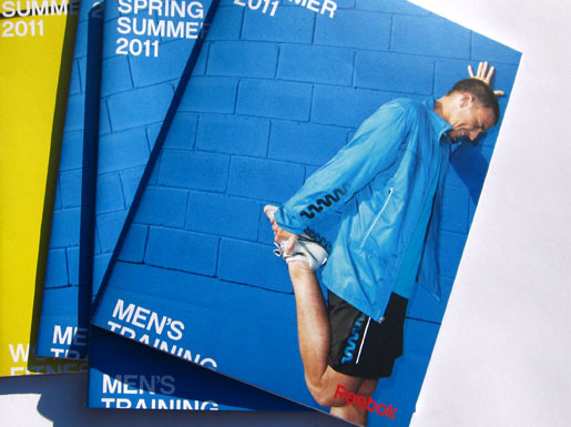 reebok look book ss11 mens